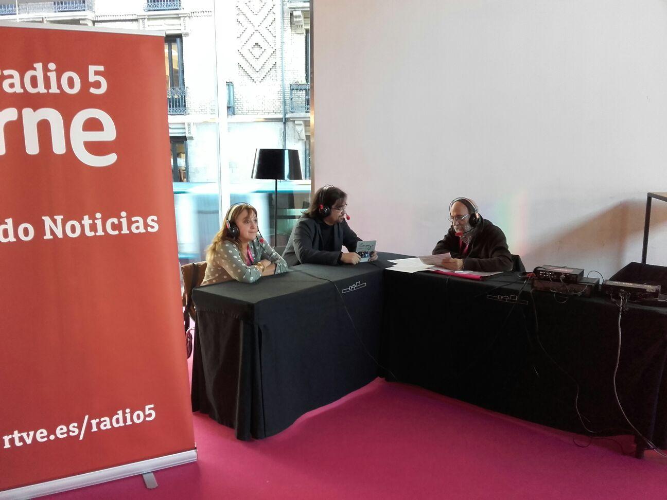Ysi Kalima radio nacional de España